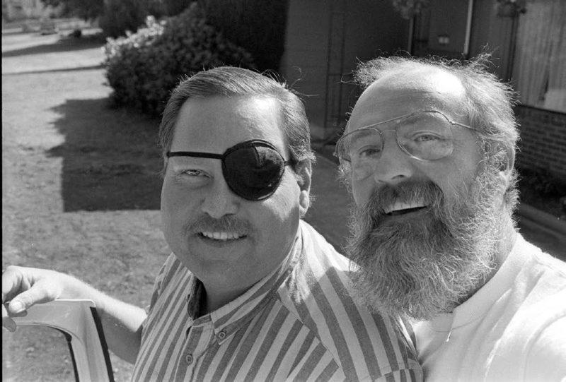 Rick and David